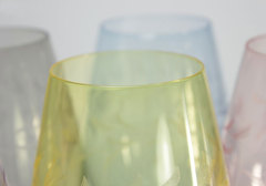 Набор из 6 бокалов для вина Viola Арлекино, 250 мл, фото 2