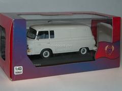 Barkas B1000 Van Closed light grey 1956 IST003 IST Models 1:43