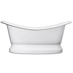 Купить  ванну из литьевого мрамора Castone Корсика 190x86 в Краснодаре
