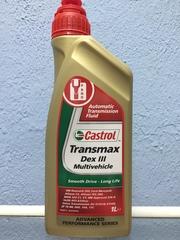 Castrol Transmax Dex III Multivehicle