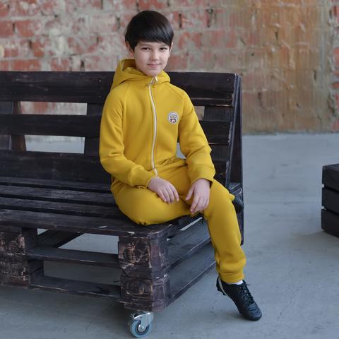 Комбинезон подростковый с капюшоном