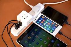 Удлинитель Xiaomi Mi Power Strip 3 (XMCXB01QM), белый, 1.8 м