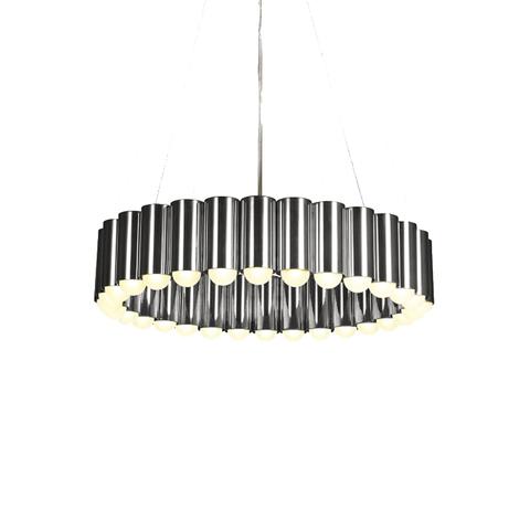 Подвесной светильник копия CAROUSEL by Lee Broom (серебряный)