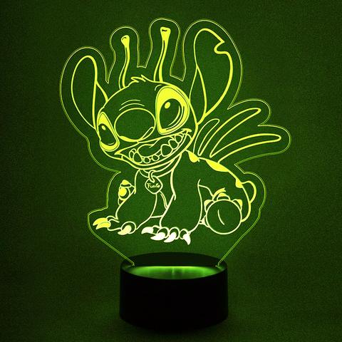 светильник стич