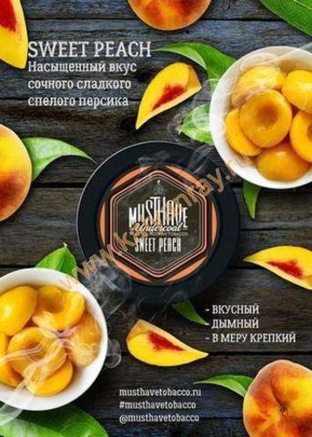 MustHave Sweet Peach