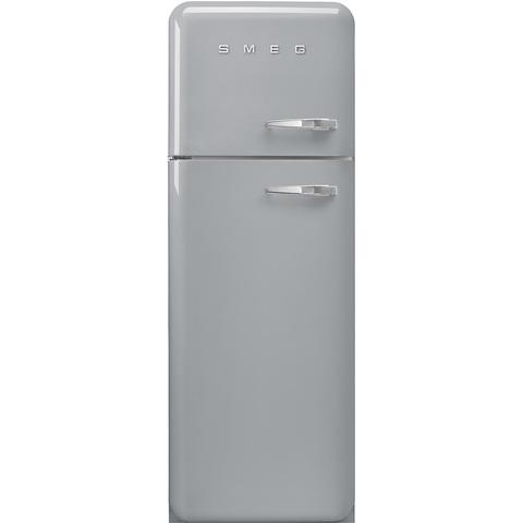 Холодильник с верхней морозильной камерой Smeg FAB30LSV5