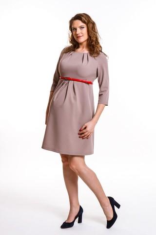 Платье для беременных 08292 светлый