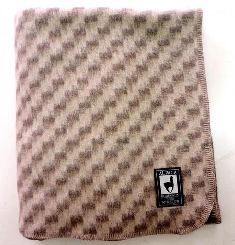Одеяло шерстяное INCALPACA Капучино