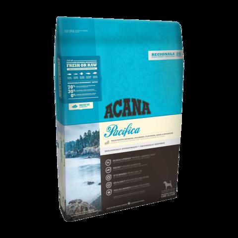 Acana Regionals Pacifica Dog Сухой корм для собак Рыба беззерновой