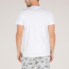 Мужская футболка E20K-71M101