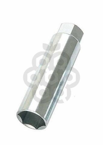 Ключ адаптер 6-гранный длина=110 мм под балонник 19/19 мм хром