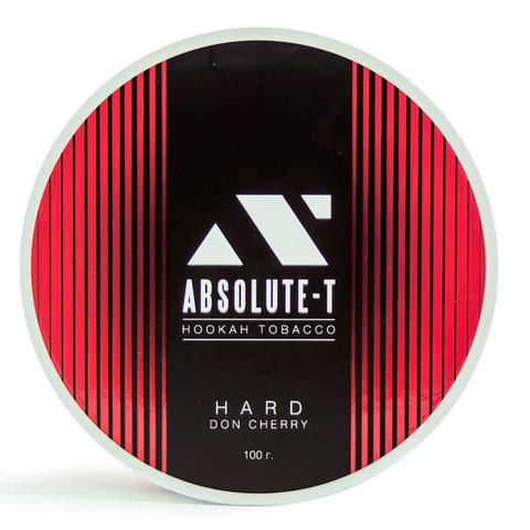 Табак Absolute-T Hard Don Cherry (Вишня) 100 г