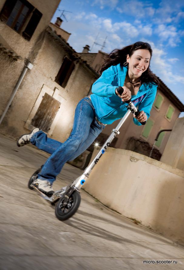 micro-scooter Micro Flex Air.