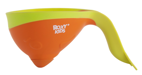 Ковш для ванны Flipper с лейкой, Цвет оранжевый.