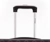 Чемодан со съемными колесами L'case Phatthaya-20 Черный ручная кладь (S)
