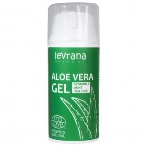 Алоэ Вера гель для тела, 100 мл (Levrana)