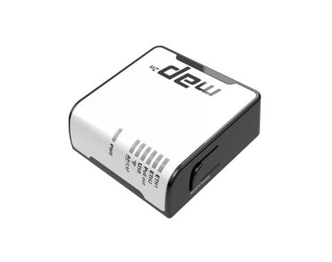 Роутер USB-WiFi MikroTik mAP (RBmAP2nD) c настройками для установки в гермобокс
