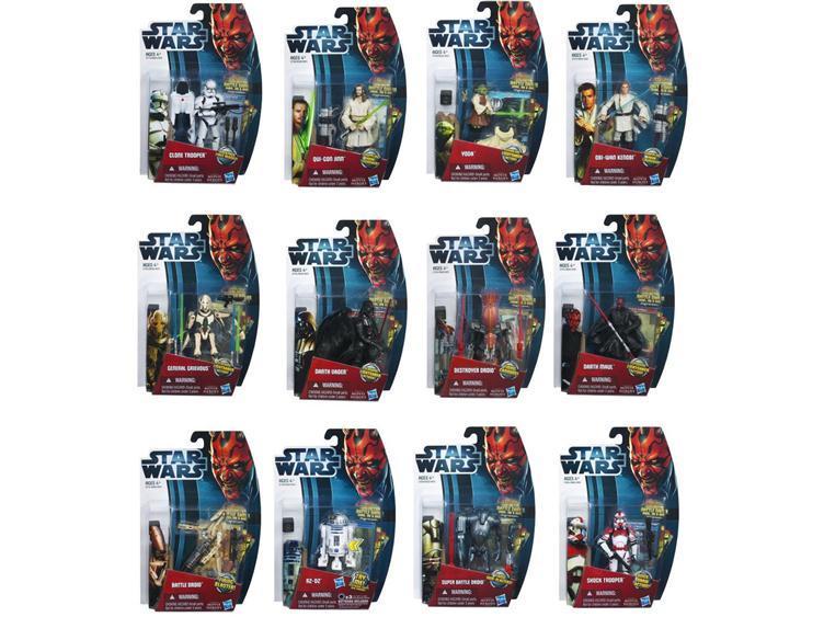 Star Wars Movie Legends 2012 Wave 0.5
