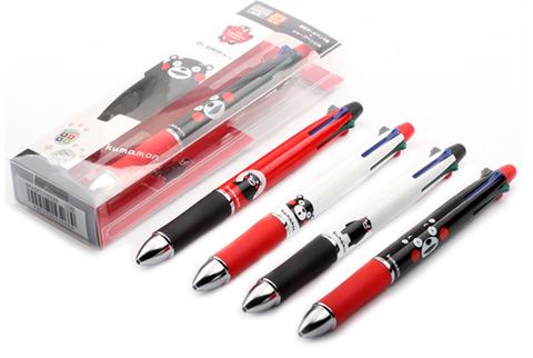 Многофункциональные ручки Dr. Grip 4+1 Kumamoto Project