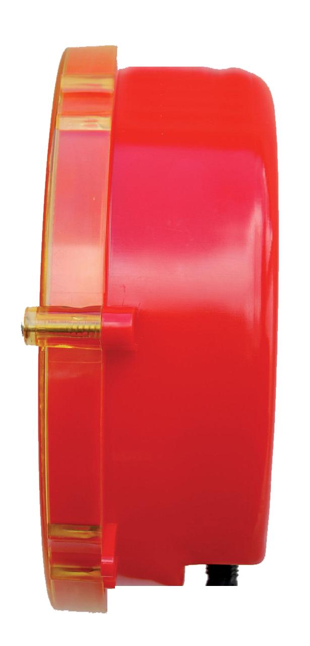 Предупреждающая лампа светодиодная RS 2000 LED 4D