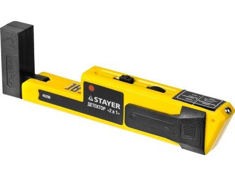 Металлодетектор STAYER