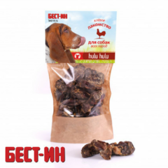 Бест-ин «hulu hulu» (желудки куриные) 60-70 г