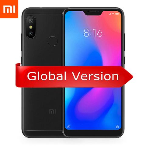 Смартфон Xiaomi Mi A2 Lite 4 / 32GB (черный)