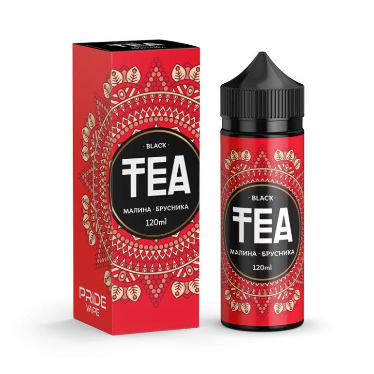 Tea 120 мл Black Tea Малина Брусника