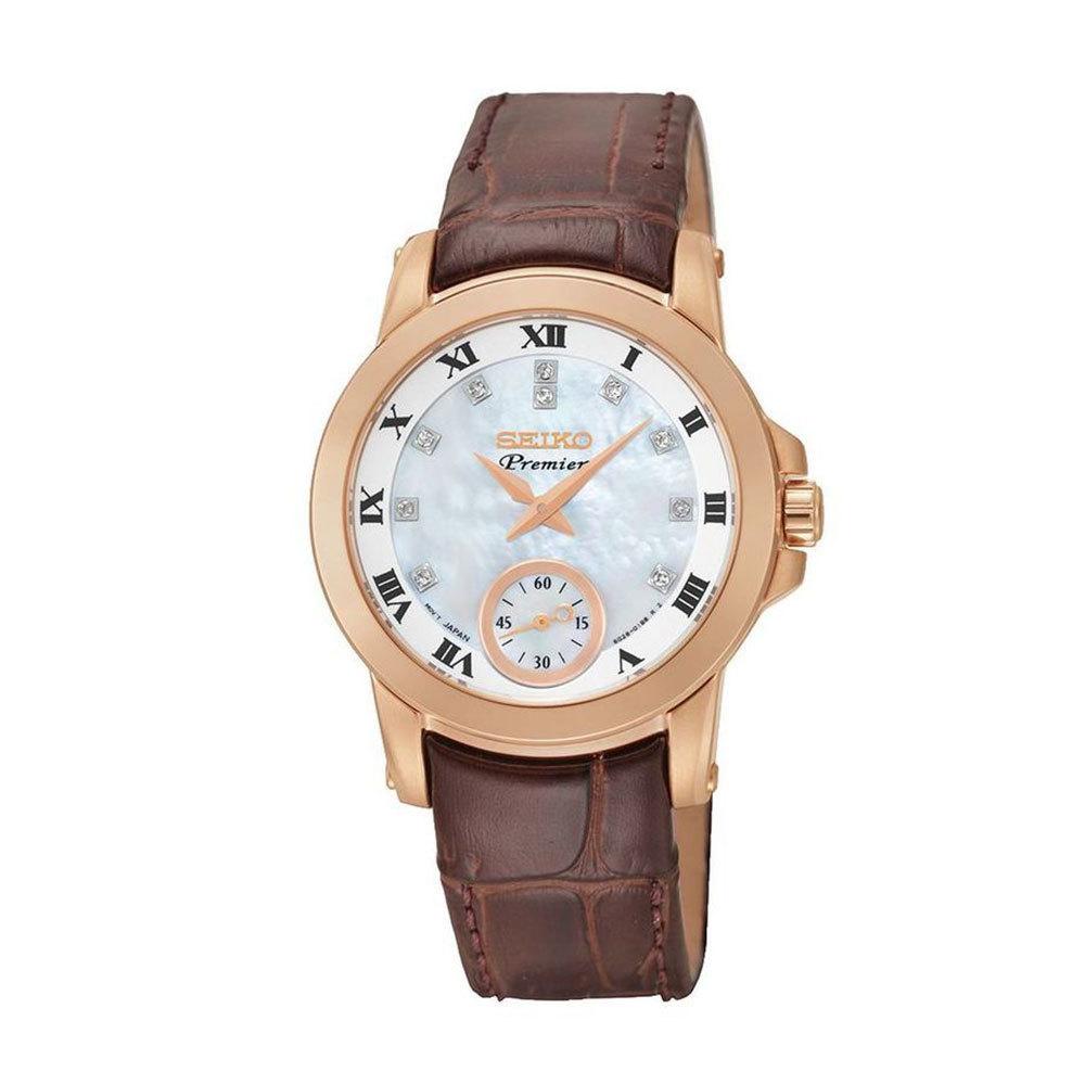 Наручные часы Seiko — Premier SRKZ58P2