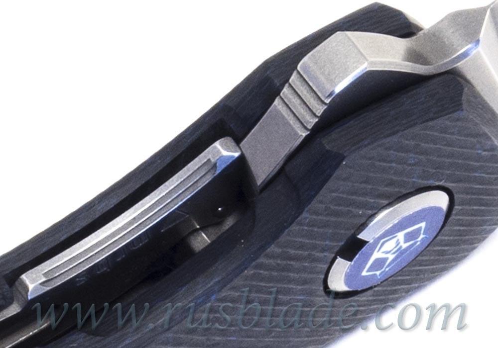 Shirogorov 111 Vanax 37 2018 CF 3D groove MRBS