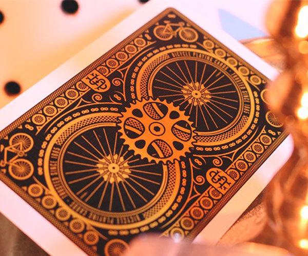 Игральные карты Bicycle 1885