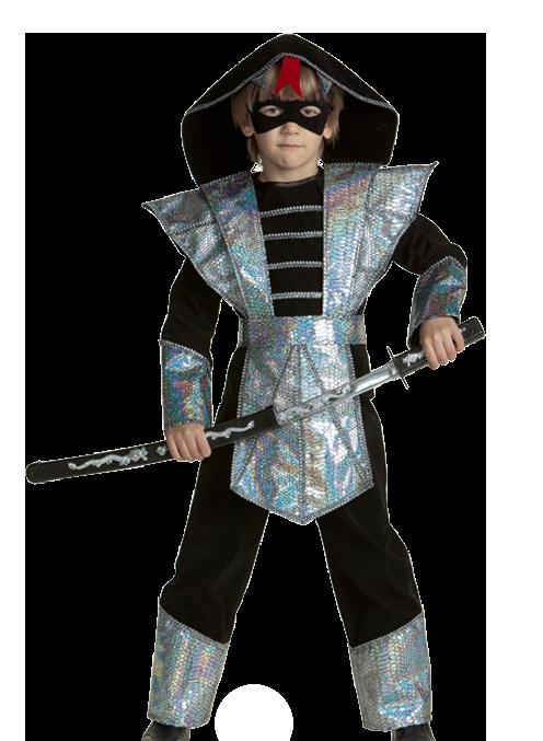 Карнавальный костюм Ниндзя Змей детский