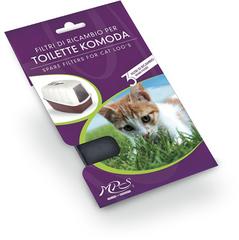 MPS фильтры для био-туалетов Komoda, Netta 3 шт