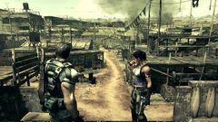 PS4 Resident Evil 5 (английская версия)