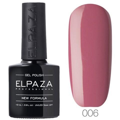 Гель лак Elpaza 006 Розовый сон