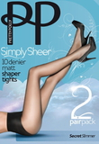 Колготки 10 den Pretty Polly EPA2