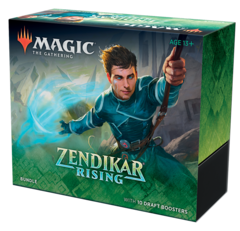 Набор Bundle «Zendikar Rising» (на английском)