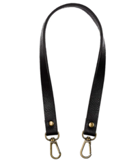 HA-22 Ручка для сумок 45 см 1 шт №03 чёрный
