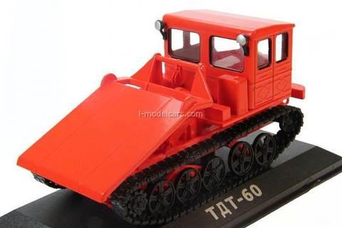 Tractor TDT-60 1:43 Hachette #26