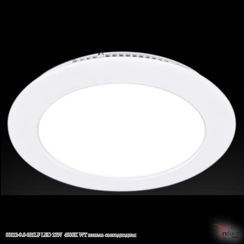 00112-9.0-001LF LED 12W 4000K WT панель светодиодная