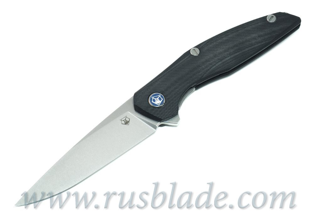 Shirogorov 111 M390 G10 black