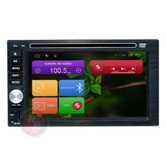Штатная магнитола для Suzuki Splash Redpower 31001 DVD DSP