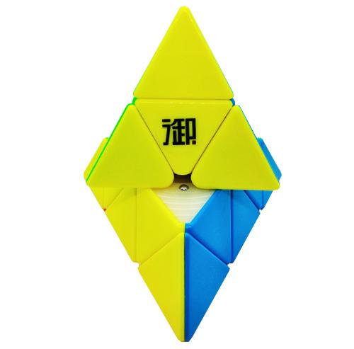 Головоломка пирамидка Yumo pyraminx