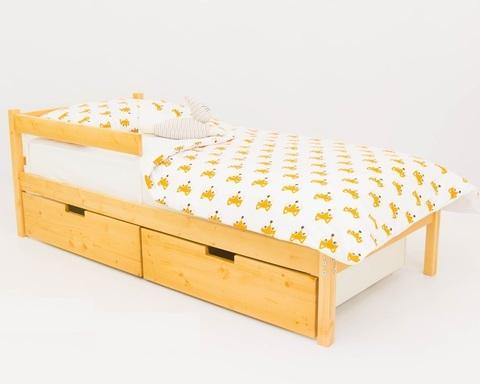 Кровать SKOGEN дерево