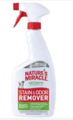 8in1 уничтожитель пятен и запахов от собак NM универсальный, спрей