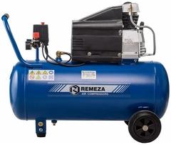 Поршневой компрессор Remeza СБ4/C-50.J1048B вид сбоку