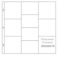 Фотофайлы Project Life-Дизайн M-штучно