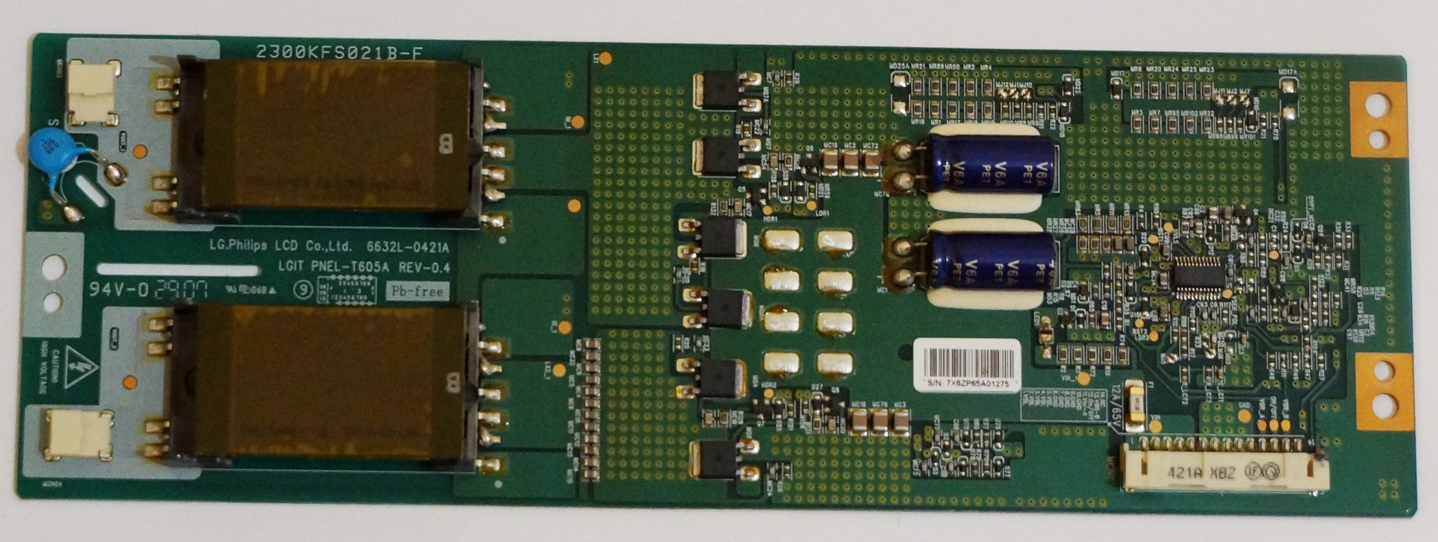 2300KFS021B-F 6632L-0421A