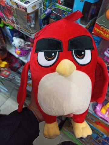 Энгри Бердс птица красная 40 см