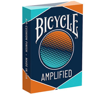 Карты Bicycle Amplified